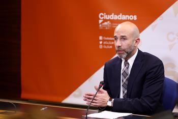 """Zapata (Cs): """"Es imprescindible que Page se ratifique en todos los puntos firmados en los pactos municipales"""""""