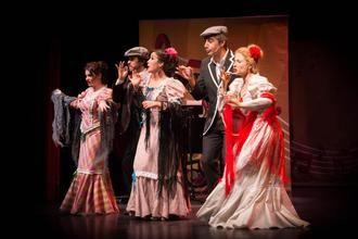 Este viernes, Zarzuela en el Teatro Moderno de Guadalajara