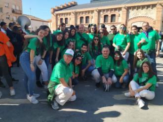 Conmoción en la Peña La Amistad de Guadalajara : fallece Perico, uno de sus fundadores