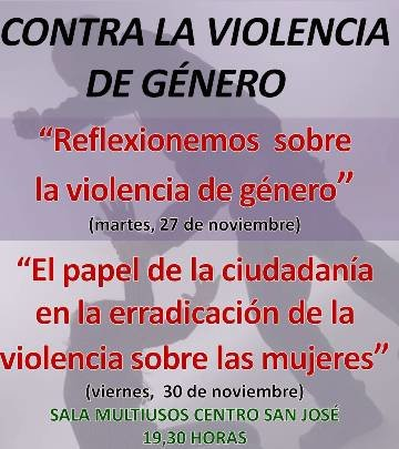 Jornadas contra la Violencia de Género