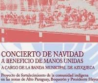 La Banda de Música de Azuqueca ofrece este viernes en la Casa de la Cultura su concierto de Navidad