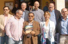 La presidenta de la Diputación asiste al V Día de la Sierra que tiene lugar en Jadraque
