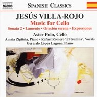 "Presentación del disco ""Music for Cello"" de Jesús Villa-Rojo"