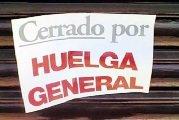 Los sindicatos convocarán Huelga General para el día 14 de noviembre