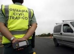 De 8.569 controles, Tráfico ha multado en Guadalajara a 349 vehículos, el 4,07%. El chollo está en las carreteras secundarias.