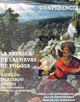 No se pierda las dos Conferencias sobre el VIII Aniversario de la Batalla de las Navas de Tolosa