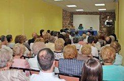 VII Ciclo de Conferencias en Sigüenza organizado por la Asociación de Amigos del Archivo Histórico Provincial de Guadalajara