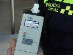 La Policía Local intensificará los controles de alcoholemia durante la próxima semana