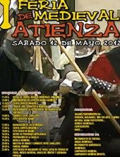 El próximo sábado comienza la Primera Feria Medieval de Atienza