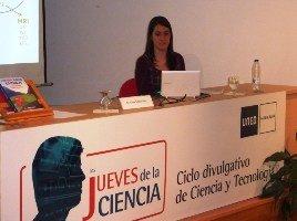 Segunda semana de la V edición de los Jueves de la Ciencia
