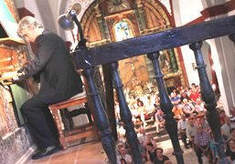La música clásica y el órgano de tubos, protagonistas del Julio Cultural en Morillejo