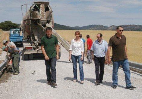 La Diputación adjudicó casi 200 obras de mejora en los pueblos de la provincia en 2012