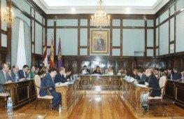 La Diputación invertirá dos millones de euros en obras de Planes Provinciales para los municipios