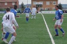 El C.D.Yunquera cede un empate en su feudo ante al Sporting Cabanillas (4-4)