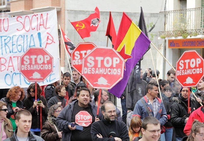 Clamor contra los recortes y el desempleo este Primero de Mayo en Guadalajara