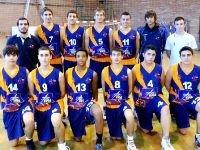 Partido agridulce del JUPER Basket Yunquera en Toledo, que deja todo para decidir en la vuelta