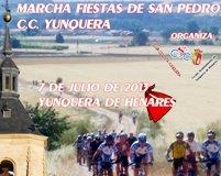 Una marcha cicloturista pondrá el punto final a la programación de las fiestas de San Pedro en Yunquera