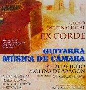 Molina reúne a lo mejores músicos de cuerda en el I Curso Internacional de Música Ex Corde