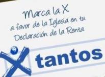 En torno al 43% de las declaraciones de renta marcan a favor de la Iglesia católica en Guadalajara