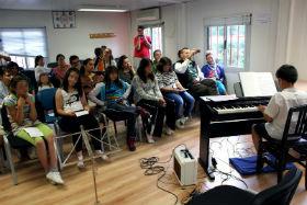 La escuela de música de Yebes celebra el Festival Fin de Curso con una audición de los alumnos