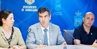 El Ayuntamiento de Guadalajara colabora en la prevención de cáncer de piel entre los deportistas