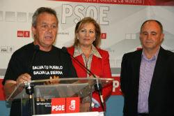El PSOE denuncia que Hiendelaencina mantiene su Feria de Ganado, pese a la falta de apoyo de la Diputación