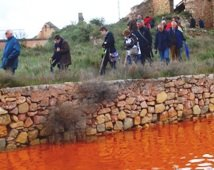 La Sierra vislumbra la recuperación de las salinas de Imón