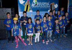 Seis niños de Guadalajara, se alzan con el título de Campeones Nacionales de Cálculo 2013