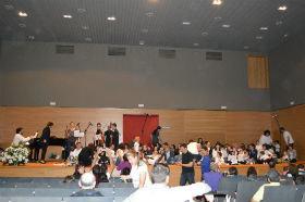 El programa municipal Música en Familia despide el curso con una animada fiesta