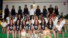 El Club Basket Yunquera pone fin a la temporada 2012/2013