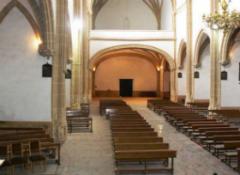 La iglesia de San Francisco protagonista de nuevas actividades