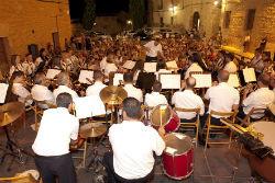 La banda de música de Pastrana pondrá el punto final a un intenso verano cultural