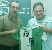 """Alejandro Almarza Jiménez, nuevo entrenador del FSF Alovera""""B"""""""