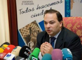 """Carnicero: """"Guadalajara tiene y seguirá teniendo una de las aguas más baratas de toda España"""""""