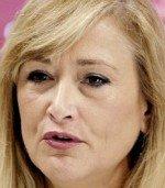 La Delegada del Gobierno en Madrid, herida grave tras sufrir un accidente de moto