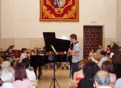 Abierto el plazo de inscripción en la Escuela de Música de Pastrana