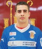 Pepe, de Tercera División a la portería del Brihuega