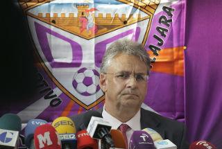 """Retuerta: """"Si el juez fuese justo el Deportivo Guadalajara volvería a Segunda División esta temporada o a la siguiente"""""""