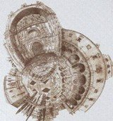 Uno de los grabados del francés Philippe Laffont