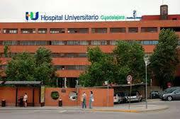 UGT y CCOO denuncian una fuga de aguas residuales en el Hospital de Guadalajara