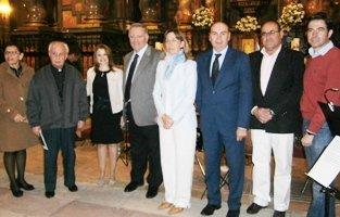 Gran éxito en el arranque en Sigüenza del 'Otoño Cultural' promovido por la Diputación