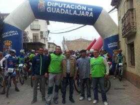 Más de 250 participantes en la prueba de MTB del Circuito Diputación celebrada en Peñalver