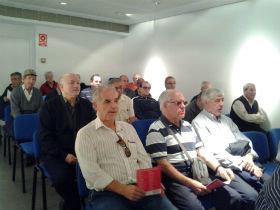 Los pensionistas y jubilados de Guadalajara se movilizan contra el recorte de las pensiones y en defensa del Estado de Bienestar