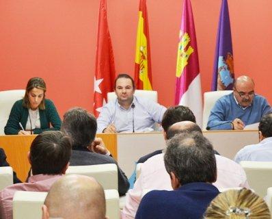 La asamblea aprueba solicitar a la CHT la concesión de 16,4 hectómetros cúbicos en el embalse de Alcorlo