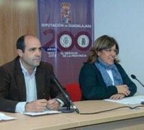 La Diputación ha ejecutado este verano 72 obras municipales con una inversión de 2.860.000 euros
