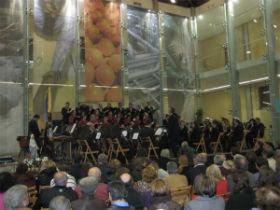 La Banda de Música de Pastrana prepara el concierto en honor a su patrona, Santa Cecilia