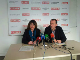 CCOO pone en marcha en Guadalajara y Azuqueca de Henares un Punto de información laboral para atender a personas desempleadas