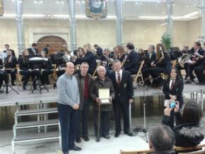 La Banda de Música de Pastrana celebró su 25 aniversario
