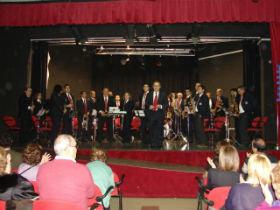 Próximo concierto en homenaje a Santa Cecilia en Alovera