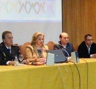 La directora del Insituto de la Mujer participa en Guadalajara en una Jornada sobre la Violencia de Género